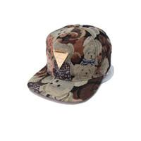 Wholesale Hater Hats - 2015 New 18 styles Hot Hater Snapback Hats Baseball Caps Football Caps Adjustable Caps 50pcs free shipping
