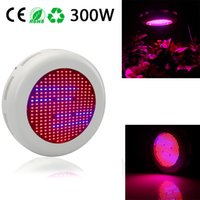 UFO 300W Full Spectrum Led Grow Light Red / Blue / White / UV / IR Plantas de flor led crecen las luces para la planta de interior