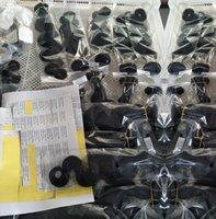 12 pc brazilian saç toptan satış-6 Demetleri 50 g / adet Vücut Dalga Saç Dokuma Brezilyalı Perulu Malezya Bakire Saç Atkı Ucuz Remy Brezilyalı% 100% İnsan Saç Uzantıları
