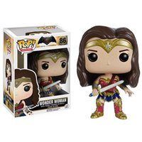 Funko Pop Superman - Wonder Woman Actionfigur Spielzeugpuppe