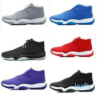 Wholesale Cheap Waterproof Shoes China - Free Shipping China Shoes Future Black Infrared ,New Men JDBasketball Shoes Cheap Air Sports Sneakers with discount