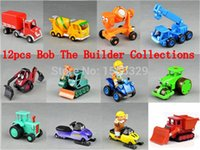 Wholesale Christmas Gifts Toy Bob The Builder metal metal Trucks Educational Toys Models