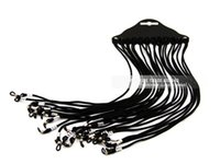 cuerdas de anteojos al por mayor-Envío gratis gafas de sol gafas de nylon trenzado cordón del cuello correa de retención correa titular de la cuerda gafas retenedor DT0216