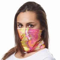 Wholesale Black Magic Paint - Wholesale- 2 PCS 100% Polyester Cycling Face Mask Magic Scarves Headwear Outdoor Camping Cycling Animal Paint Bandanas Cycling Face Mask