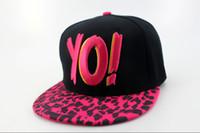 Wholesale Cheap Cashmere Tops - 2015 The Yo MTV Rap Logo snapbacks Hat Hot Basketball Snapbacks High Quality Snap Back Cap Cheap Snap Backs Hat Hip Hop Cap Sports Caps