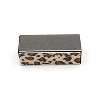 Wholesale Leopard Nail Buffer Wholesale - Nail Buffer Quality Nail Buffers 12Pcs 1color Leopard Sanding Block buffing block The Tool For Manicure Nail File 92*37mm