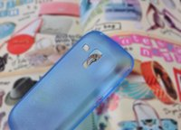 Wholesale Galaxy Trend 7562 - Wholesale-0.3mm Ultra Thin PP mobile phone Case Back Cover For Samsung Galaxy S Duos s7562 7562 Galaxy S Duos 2 S7582 Trend Plus S7580