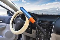fechaduras de roda de carro anti roubo venda por atacado-Fechaduras Anti Roubo de Automóvel médio Bloqueio Anti-Roubo Bloqueio de Auto-Defesa Beisebol Bloqueio de Volante