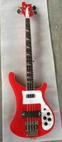 Wholesale Electric Guitar Red - New 4-string bass 4003 Electric BASS Guitar Orange Candy Red Other COLOR available 150401