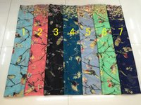 Wholesale Bird Wrap - Fashion Branch Flower And Print Animal Scarf Women Tree Bird Shawl Wrap Animal Pattern Hijab Soft Lightweight Hijab 7 Color, Free Shipping