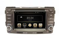 Wholesale Hyundai Android Head Unit - Android 5.1 Car DVD Player GPS Navigation for Hyundai Sonata 2009 2010 with Radio BT USB Head Unit Audio Video