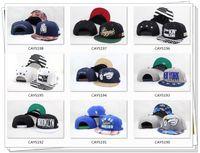 sombreros del equipo snapback envío gratis al por mayor-Snapback Hats Cap Cayler Sons Snapbacks teams Baseball casual Gorras Sombrero Tamaño ajustable Alta calidad Envío gratis por DHL o EMS
