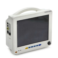 Wholesale Monitors Etco2 - CE 12-inch ICU CCU 6-parameter Patient Monitor+thermal printer+ETCO2 module