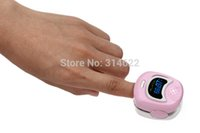 Wholesale Oximeter For Children - The Best Care LED Fingertip Pulse Oximeter for Children - Spo2 Monitor Fingerpulsoximeter Pulsoximeter pink