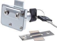 Wholesale Display Cabinet Locks - Counter glass display cabinet glass door lock double doors open door locks furniture locks   409