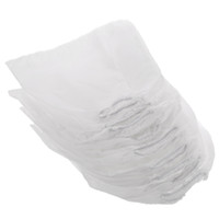 Wholesale dust collectors nails for sale - 10PCS Professional Dust Collecting Suction Bags for Nail Suction Collector Salon Tool for Replacement White Color