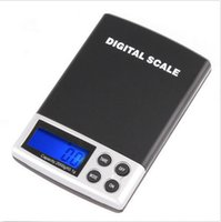 Wholesale 0 g kg Backlight LCD Digital Pocket Electronic Balance Weight Scale