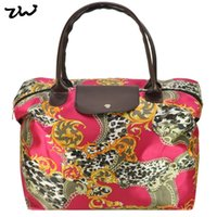 9 Couleurs 2015 New Femmes sacs à main vintage Animal Flower Print Designer Sac Pliage Mode sac à main Bolsas Femininas QQ1698