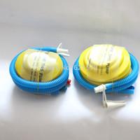 ingrosso palloncini di plastica liberi-Pompa di plastica del palloncino di trasporto libero per il pallone del lattice InflatableToys gonfia la pompa di aria del pallone della pompa del piede