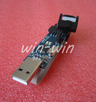 Wholesale Atmel Atmega - Wholesale-1pcs USB ISP Programmer for ATMEL AVR ( 51 ATMega ATTiny )