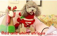 otoño invierno perro bandanas al por mayor-Venta al por mayor-encantadora boutique otoño e invierno suéter perro envío gratis Beagles, Yorkshire, Chihuahua, Pomerania, caniche, perro Labrador