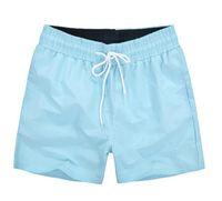 caballos de deporte al por mayor-Caballo marca lqpolos Marca para hombre Pantalones cortos Polo de verano Surf de playa Deporte Natación Traje de baño Bañadores Pantalones cortos de baloncesto Bermudas