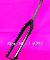 Atacado-Full Carbono UD Glossy 26er MTB Mountain Bike Fork 26