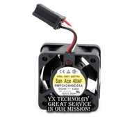 Wholesale sanyo 24v fan resale online - SANYO New and Original WF0424H6D05A V A Fanuc dedicated fan for mm