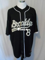Wholesale Giant Apparel - 30 Teams- #8 Brooklyn Royal Giants NLBM Jersey Apparel Negro League Jersey, Men's Stitched Embroidery Throwback Baseball Jerseys S-3XL
