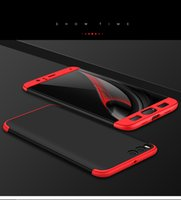 Wholesale Xiaomi Red Mi - For Xiaomi Mi 5 5S 6 MAX2 5X A1 MIX2 Note3 360 Protective Armor 3in1 Hard PC cover phone cases