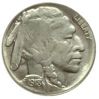 1918-7 BUFFALO NICKEL COIN COPY FREE SHIPPING