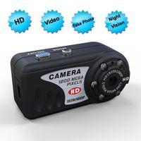 mini dv pouce achat en gros de-Caméscope Mini DV 1080p Vision nocturne Mini DV T8000 12.0 MP Mini Caméra DV Mini DV Full HD DV