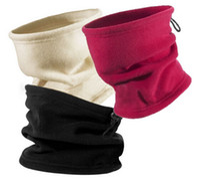 Wholesale Polar Fleece Beanie Hat - Fashion Hot Polar Fleece Snood Neck Warmer Ski Wear Scarf Beanie Balaclava Hat