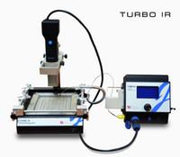 Wholesale Ir Soldering Station - Free shipping! Jovy Turbo-IR Benchtop Rework System,Turbo IR BGA rework machine with solder station kit.
