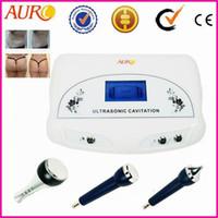Wholesale Cavitation Ultrasound Machine Sale - Au-42 Home use ultrasound fat loss ultrasonic cavitation machine for sale