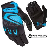 Wholesale-2015 Motocross Bike Ciclismo Glove DH Downhill Dirt Berg Fahrrad Fahrradhandschuhe MTB Off Road Racing Motorrad-Handschuhe