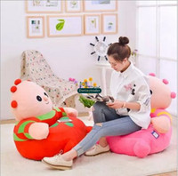 Wholesale Cute Sofa Set - Dorimytrader Full Set of In the Night Garden Giant Lovely Soft Plush Cute Stuffed Cartoon Sofa Tatami, 6 Models, Free Shipping DY60355