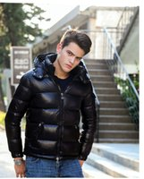 Wholesale Men Wear Thick Winter Outdoor - Hot sale Men Casual Down Jacket MAYA Down Coats Outdoor anorak winter jacket Winter Coat outwear outer wear down JACKETS