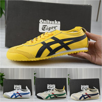 Wholesale cheap winter boots free shipping - Asics Originals Onitsuka Tiger Cheap Running Shoes 2018 Men Boots Women Top Quality Athletic Sport Sneakers Shoes US 4-11 Free Shipping