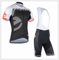 Wholesale Cycling Jerseys Cervelo - Cervelo short sleeve cycling jersey Roupa Ciclismo Breathable Bicycle Cycling Clothing Quick-Dry Racing Bike Sports Wears