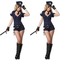 Wholesale Adult Womens Halloween Costumes - Adult Womens Sexy Swashbuckler Wench Girl Halloween cosplay Fancy Dress Lingerie P1156