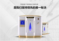 Wholesale Best Latest Medical Portable Adjustable Oxygen Concentrator Machine with V Plug Car Adapter ATOMIZATION FUNCTION OXYGEN CONCENTRATOR