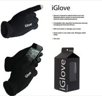 Wholesale Free Cell Ipad - Hot ! Multi purpose Unisex colorful iGlove Capacitive Screen Gloves for iphone for ipad for cell phone DHL free ship