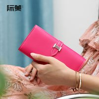 Wholesale Low Priced Leather Handbags - HOT PURSE Lowest price high quality Popular Men Women Leather Card bag Wallets card Holders Purses wallet Purse Bags Handbags Bag