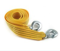 Wholesale Duty Recovery - Wholesale-3M TOW TOWING PULLING ROPE CAR VEHICLE VAN HEAVY DUTY RECOVERY STRAP 3T 3 TONS Sale