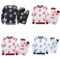 emoji trainingsanzug männer großhandel-2015 neue Männer / Frauen Sport Jogging-Anzüge drucken Emoji 100 Mode Trainingsanzüge Sweat-Shirt + Hosen 2 Stück Kleidung Set Jogger