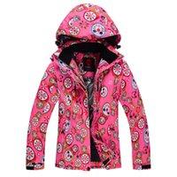 Wholesale Waterproof Wind Proof Winter Jacket - Wholesale-top fashion 2015 snow jacket women waterproof breathable wind proof female skiing coats winter sports clothing