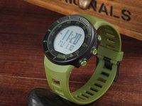 Wholesale Men Sports Ohsen Brand Watches - Wholesale OHSEN Brand electronic LCD Swim sports watch men male green digital army cool wristwatches Reloj Masculino hombre Hand Clock gifts