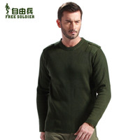 black tactical sweater - outdoor sport camping tactical winter sweater casual sweater knitted men s sweaters soft warm super elastic FREE SOLDIER