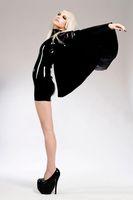 plus größe sexy cosplay großhandel-Gothic Leder Latex Mantel Frauen Kleid Catsuit Nachtclub Overall PVC Sexy Dessous Plus Size Body Sexy Kostüme Frauen Cosplay Uniformen